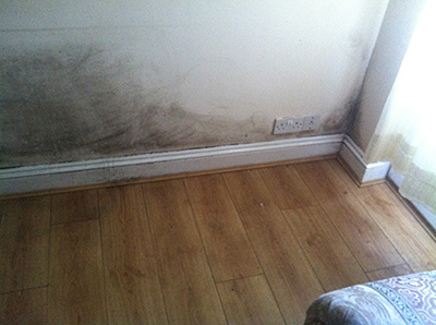 Condensation - mould growth